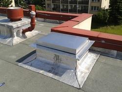 Rovné střechy